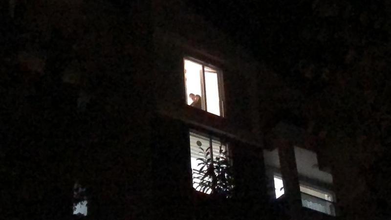 'Fransız balkon' can aldı, 2. kattan düşen kadın feci şekilde can verdi