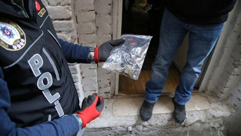 Kocaeli'de uyuşturucu tacirlerine büyük darbe