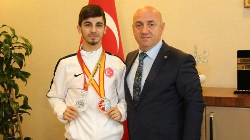 Kocaeli'de olimpiyat heyecanı yaşanıyor