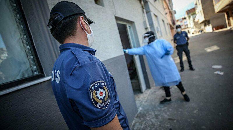 Kocaeli'de karantinayı ihlal eden 9 kişiye idari işlem