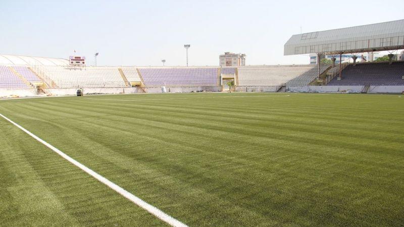 Alaettin Kurt Stadı yeni sezona hazırlanıyor