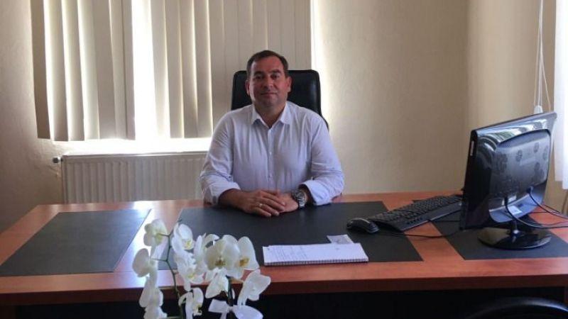 Gökhan Öz, yeni İl Meteoroloji Müdürü