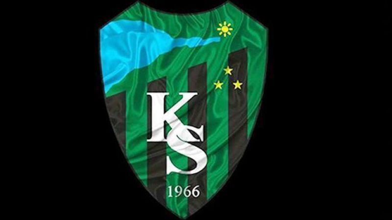 Kocaelispor'a giyim sponsoru