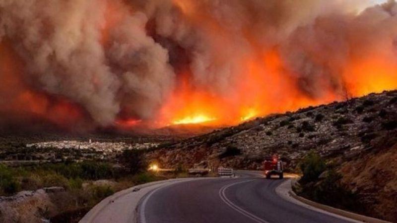 TMMOB Kocaeli yangın bölgesi için kampanya başlattı