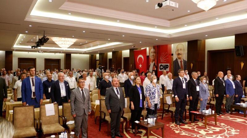 CHP, Marmara'yı Kocaeli'de topladı