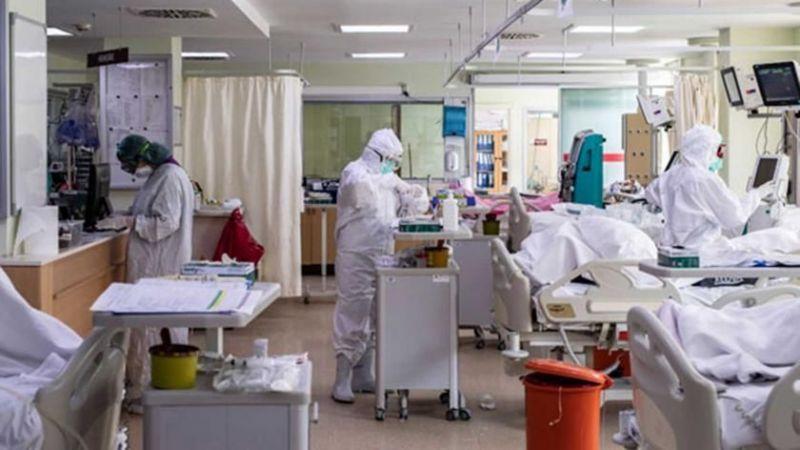Kocaeli'de vaka artışına rağmen hastane yatışlarında artış yok