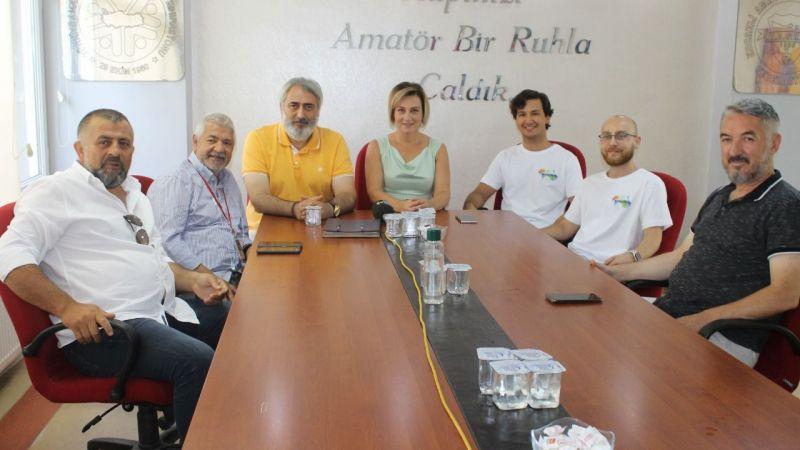 ASKF ile Su Akademi arasında protokol imzalandı