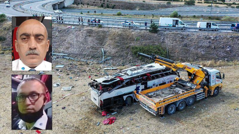 Kazada ölen Efe Tur sürücülerinin isimleri belli oldu