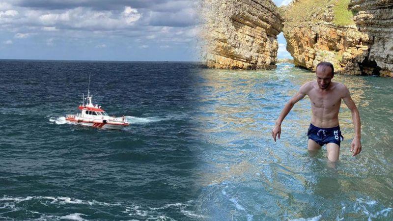 Kayalık üzerinde fotoğraf çekilirken dalgalara kapılan genç bulunamadı