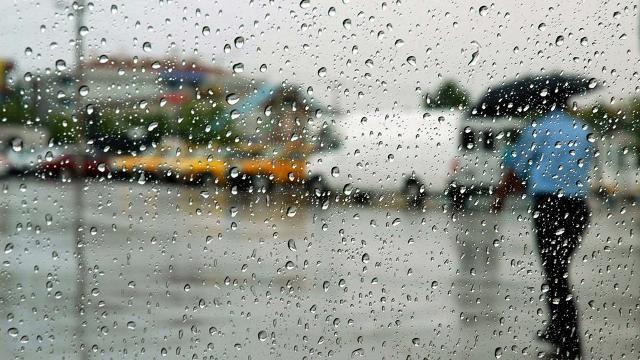 İki gün yağmur var