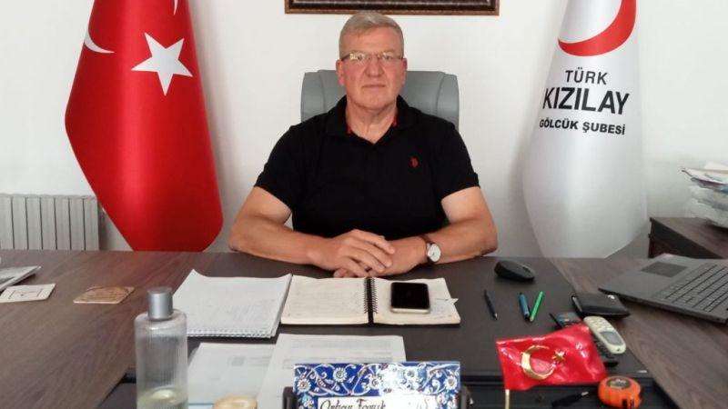 Kızılay Gölcük Şubesi gelir oluşturacak alanlar için proje hazırladı