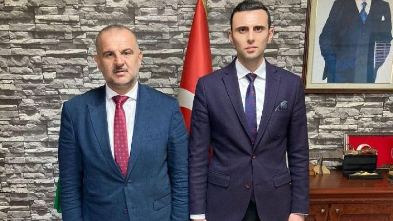 MHP Darıca İlçe Başkanı Bektaş oldu