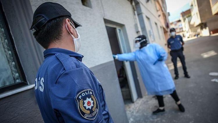 Kocaeli'de karantina kaçağı 16 kişiye ceza kesildi
