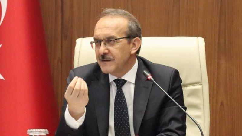 """Vali Yavuz: """"Vaka sayıları artmaya devam ediyor"""""""