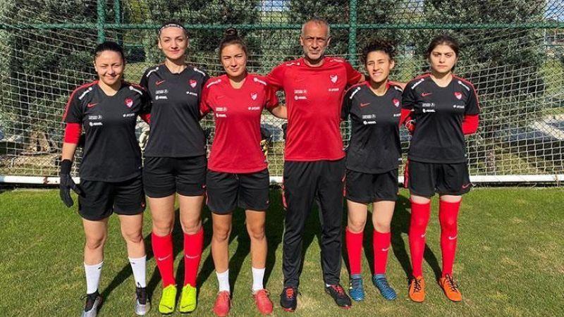 Kocaeli Bayan FK'nın Kaleci Milli Takımda