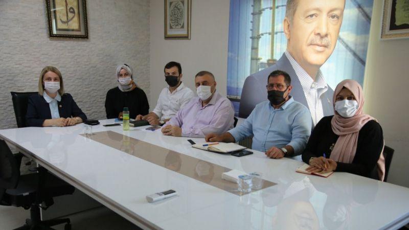 AK Parti'de Halk Günü başladı