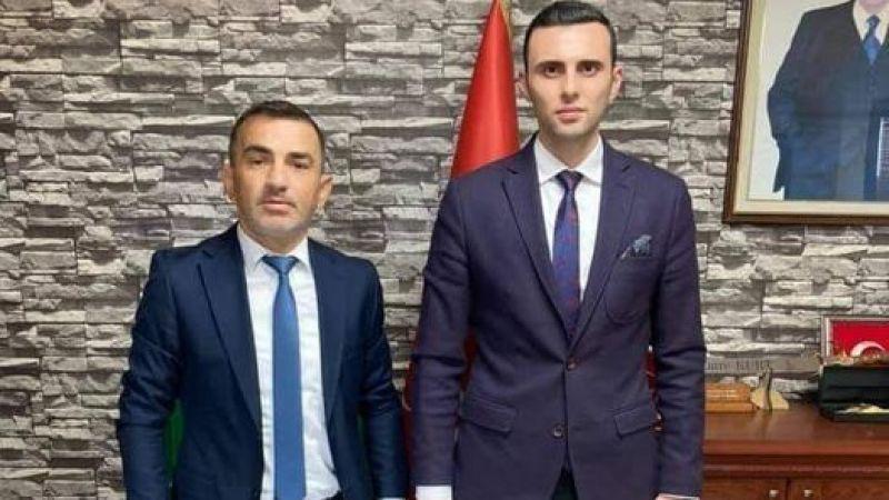 MHP Gebze İlçe Başkanı Özdemir oldu