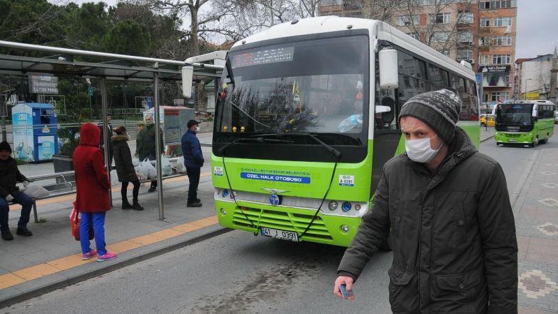 Akpınar Toki'deki otobüs sorunu çözüldü
