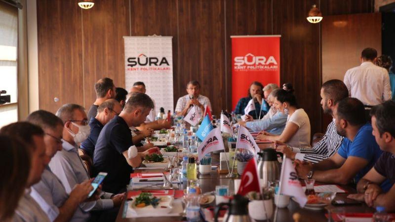 ŞURA Gençlik, Spor ve Eğitim Politika Kurulu toplandı