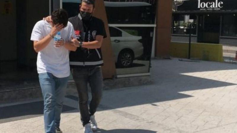 18 yaşındaki dolandırıcı tutuklandı