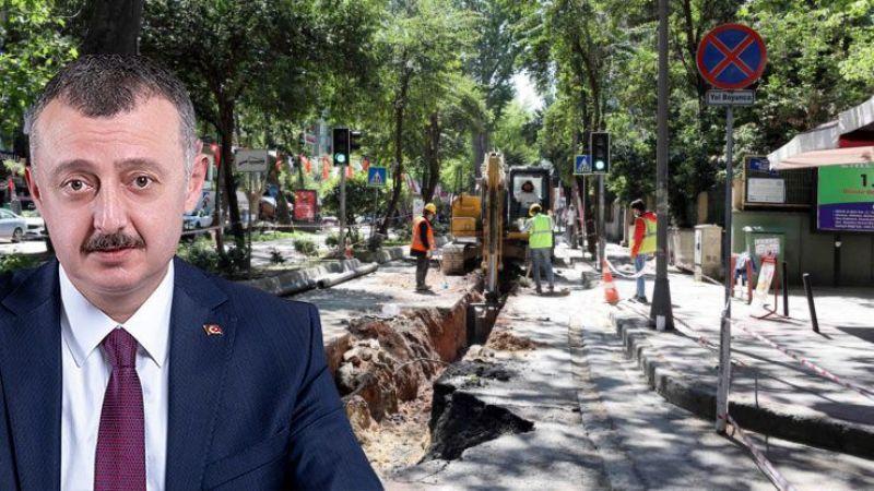 """Büyükakın'dan Yürüyüş Yolu açıklaması: """"Yıl sonunda çalışmayı bitireceğiz"""""""