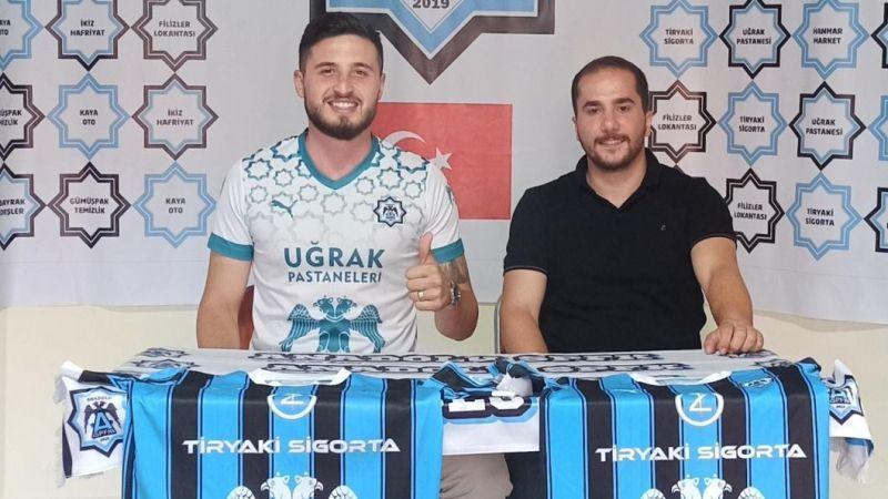 Anadolu SPFK İlkerAcar'ı transfer etti
