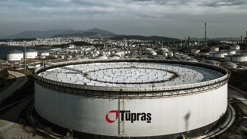 Tüpraş'tan ikinci çeyrekte 1.7 milyarlık kar