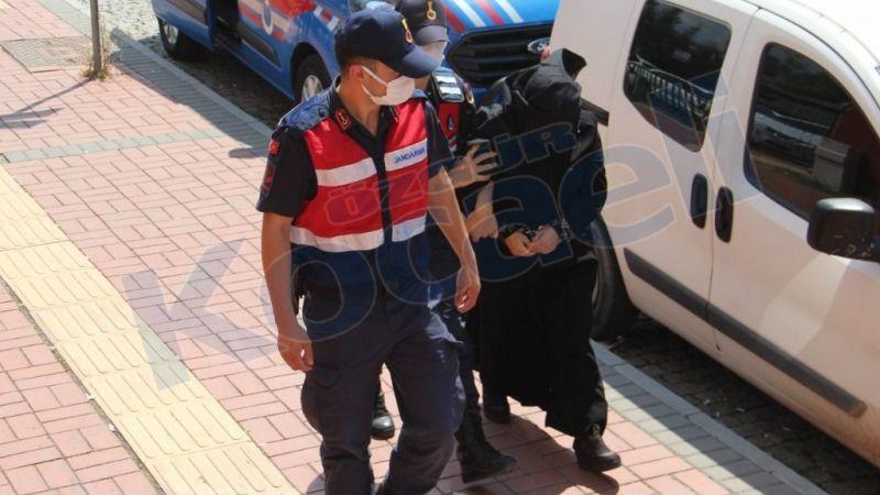İzmit'te yakalanan PKK'lı terörist tutuklandı