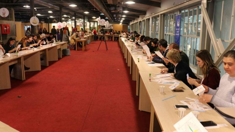 18 farklı ilden 30 öğretmen Kocaeli Bilim Merkezi'nde