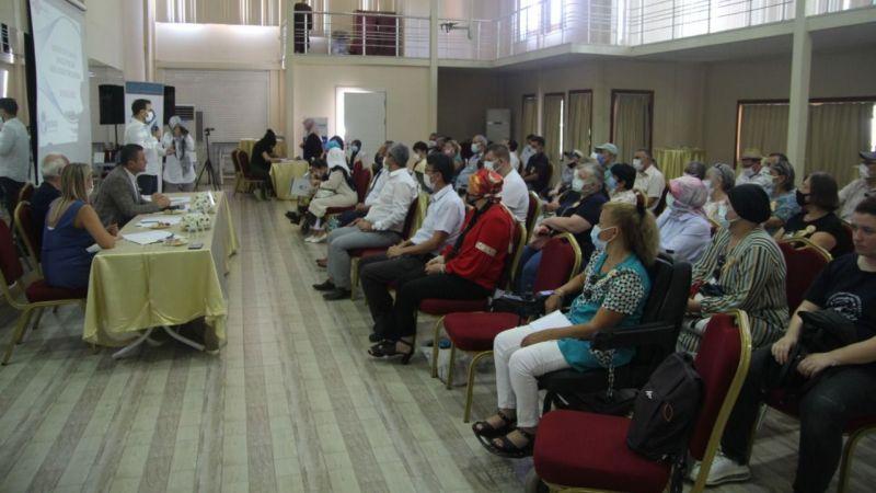 Kocaeli Kent Konseyi Engelli Meclisi Genel Kurulu yapıldı