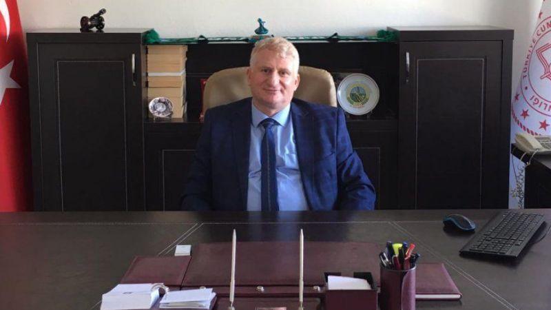 İhsan Özkan, İzmit İlçe Milli Eğitim Müdürü oldu