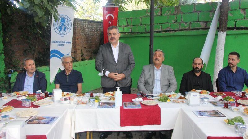 Dadaşlar Emniyet Müdürü Tipioğlu'nu ağırladı