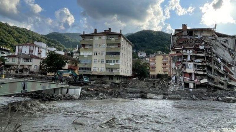 Karadeniz'deki sel felaketinde can kaybı 77'ye yükseldi