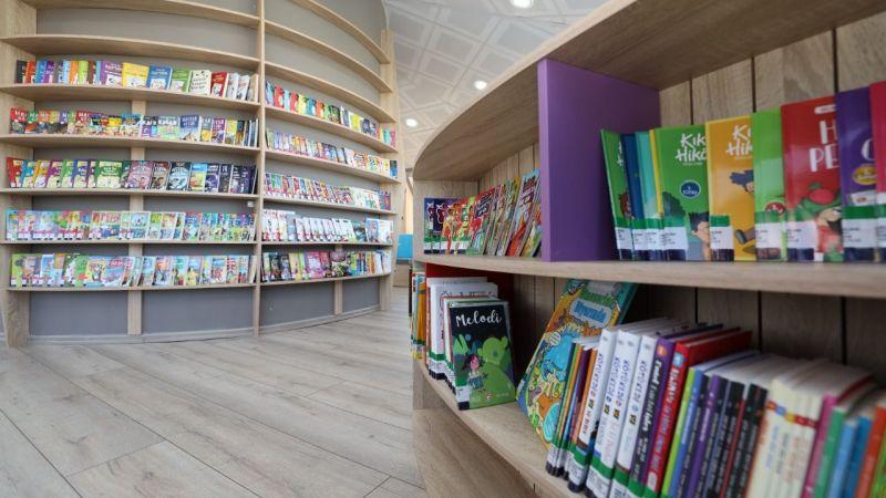 Başiskele'nin ilk çocuk kütüphanesi açılıyor