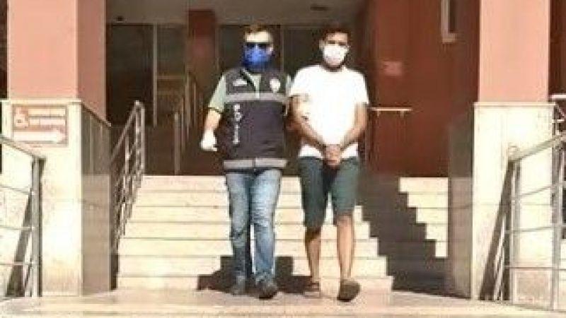 Kaçak göçmenleri taşıyan şoför tutuklandı