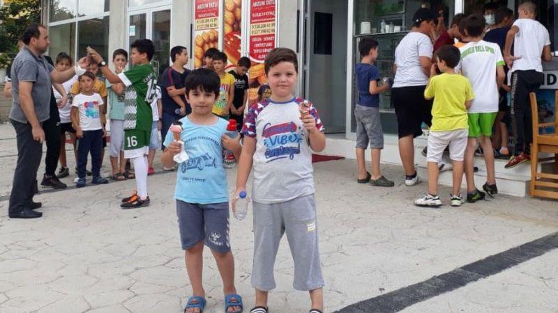 Çocuklar Kur'an-ı Kerim'i eğlenerek öğreniyorlar