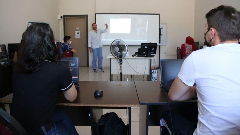 USTA adaylarının eğitimleri devam ediyor