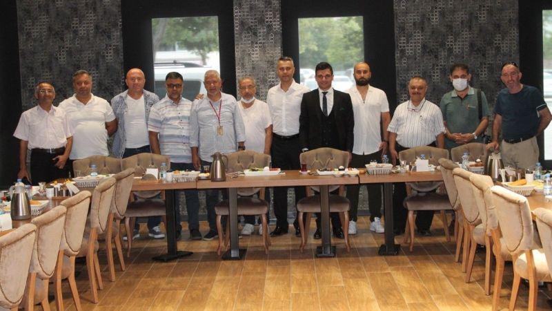 Körfez Kulüpler Birliği yeni yönetimi toplandı