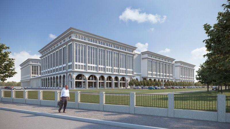 Yeni adliye sarayı 2022'de başlayacak