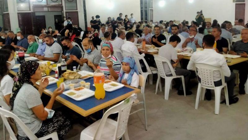 Darıca'da iftar sofrası