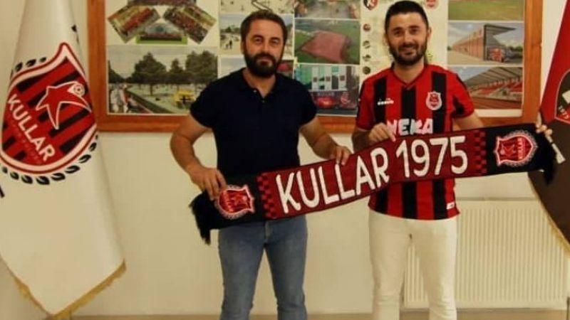 Kullar, Karamürsel'den Murat Kefeli'yi aldı