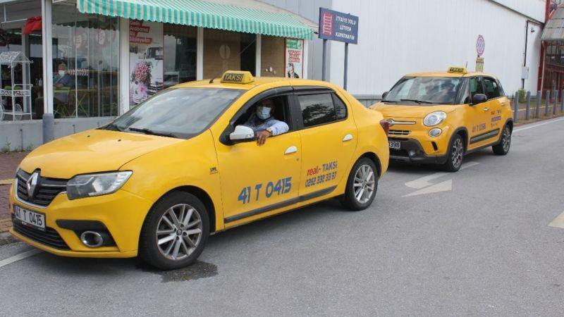 Taksi ücretlerine zam onaylandı