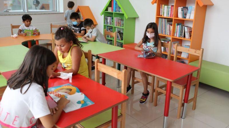 Yenişehir'e çocuk kütüphanesi açılacak