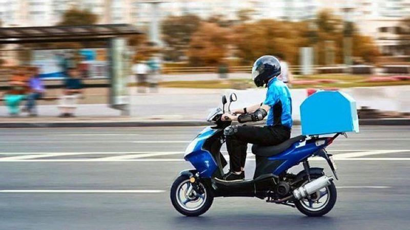 Motosikletli kuryeler de trafik kurallarına uymalı