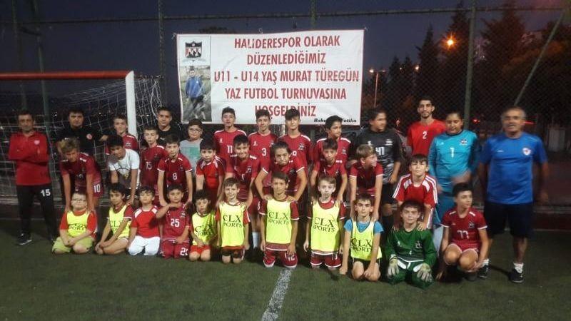 Murat Türegün Turnuvası başlıyor