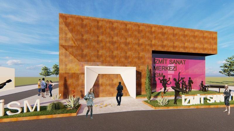 İzmit'e sanat merkezi yapılacak