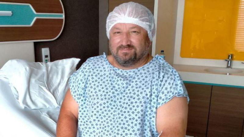 Güreş antrenörü Sar operasyon geçirdi