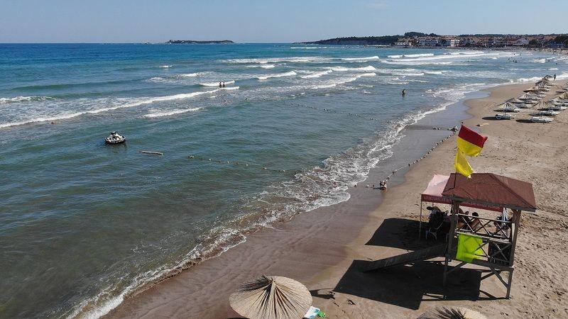Kocaeli sahillerinde 132 kişi boğulmaktan kurtarıldı