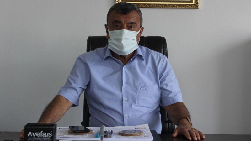 Muzaffer Gürfidan'dan Büyükakın ve İSU'ya teşekkür