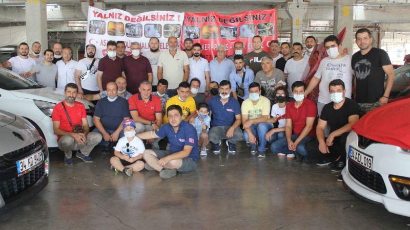 Renault tutkunları İzmit'te toplandı